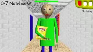 Baldi Loves Chips [Baldi's Basics Mod]