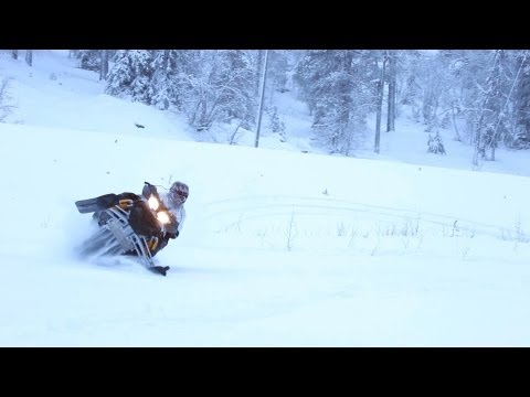 What We Live For - Snowmobile Collection 2013