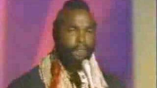 Video: Mr. T Treat your mother right