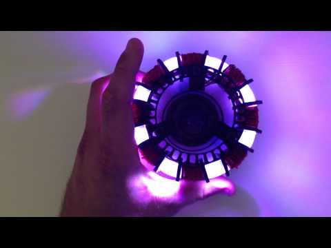 Iron Man Arc Reactor Proposal - Best Proposal Ever!