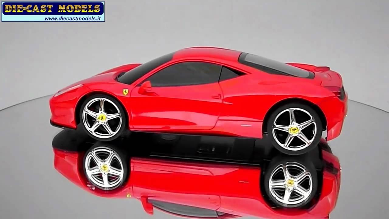 Toys Toys Ferrari 458 Ferrari 458 Italia 1:24 xq