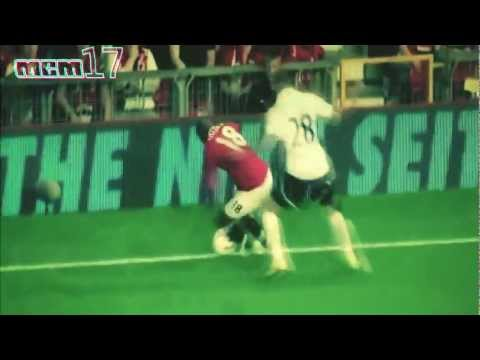 Ashley Young | Faster than the ball | [ 2O12 HD ]