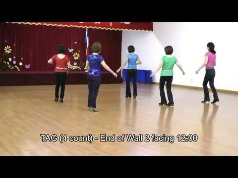 Come On And Dance - Line Dance (Dance & Teach)