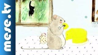 Cincog az egér (animáció, mese)