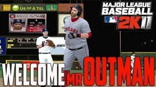 Un gordo en el deporte más apasionante del mundo | MLB 2K11