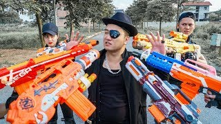 LTT Nerf War : Squad SEAL X Warriors Nerf Guns Fight Dr Lee Group Secret Theft