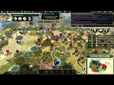 Multiplayer Bnw 3: Ethiopia P06 video