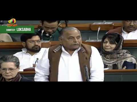Mulayam Singh Yadav On Reservation System In India | Parliament Winter Session | Mango News