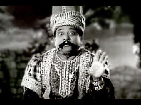 Nautanki, Laila Majnu - Bhagwan, Manna Dey, Balbir, Bhabhi Song video