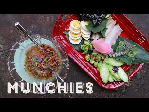 How-To: Make Cold Buckwheat Noodles with Mission Chinese Food
