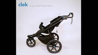 Thule®, Urban Glide 2 & Clek Liing Infant Car Seat