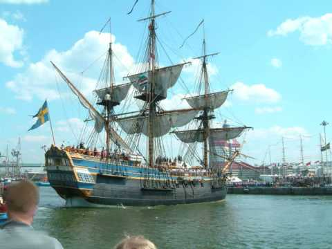 Ostindiefararen Götheborg - tall ship