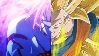 Goku Vs Boros