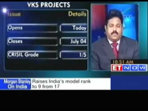 VKS Projects to raise Rs 55 crore via IPO