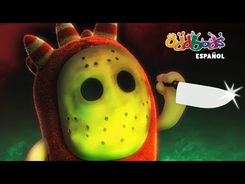 Oddbods - Especial de Halloween | Dibujos Animados de Miedo | Caricaturas para Niños