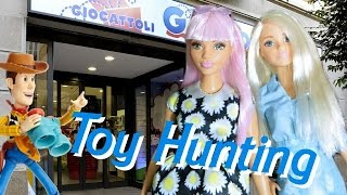 Toy Hunting #04 - Barbie Fashionistas 2017 e tanti sconti
