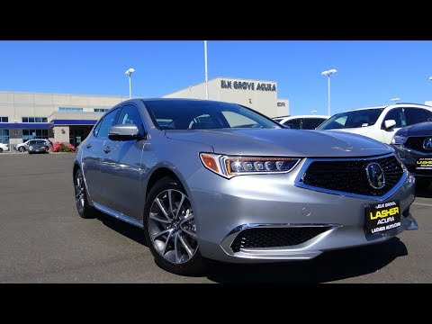 2018 Acura TLX 3.5 L V6 Review