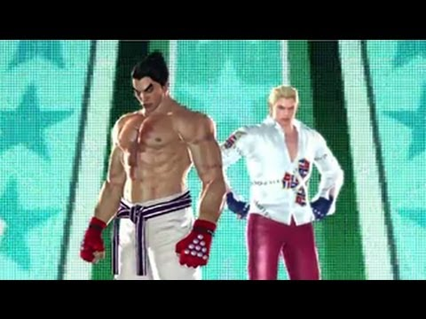 TEKKEN TAG TOURNAMENT 2 Official E3 2012 Trailer