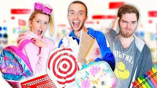 BACK TO SCHOOL SHOPPING: YOUTUBERS vs KIDS