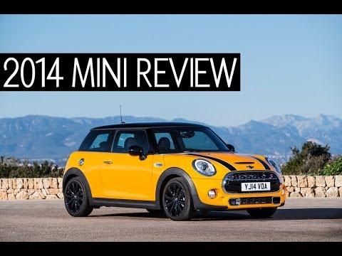 2014 Mini Cooper S Review - The New Original