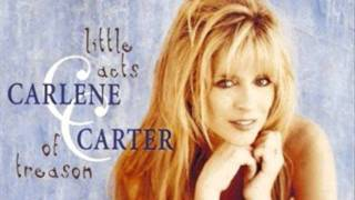 Watch Carlene Carter Little Acts Of Treason video