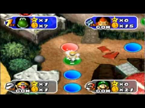 LMAO Mario Party 2 Part 7: I Never