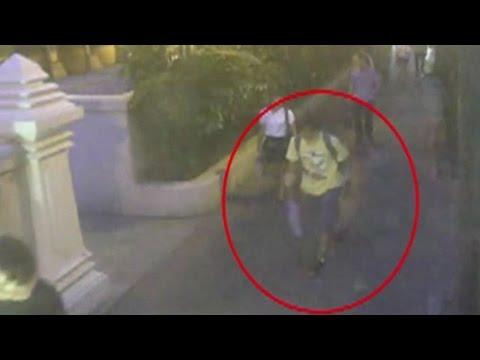 Key Bangkok Erawan shrine bomb suspect 'fled to Turkey'
