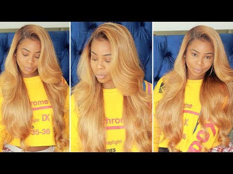 FINAL REVIEW ALI PEARL HAIR : Layering and Curling my Hair