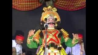 Yakshagana - Jambavathi Kalyana - Lakshmi Janardhana - Part 1