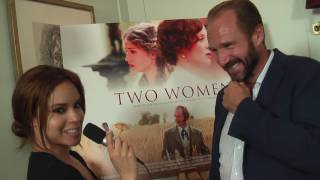 Premiere: Ralph Fiennes | Two Women (The Fan Carpet)