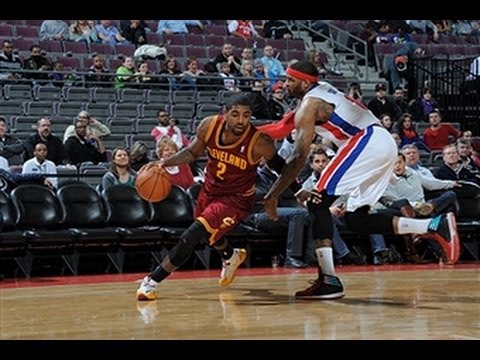 Kyrie Irving... He's a Bad Man!