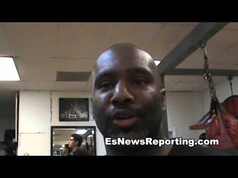 Judah vs Garcia Fan puts $500 on zab coach says Danny Wins - EsNews Boxing