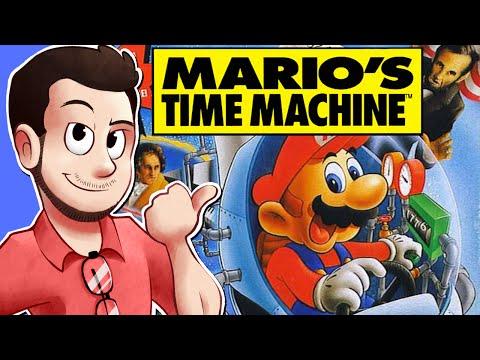 Mario's Time Machine - AntDude