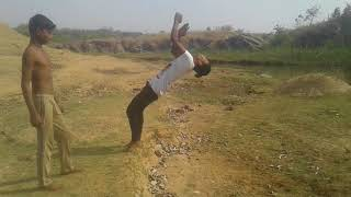 KH Tiger New Back Jump Paterapali kalan