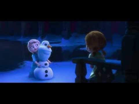 frozen let her go