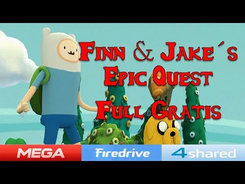 Descargar Finn & Jake´s Epic Quest Full [mega][4shared][firedrive] video