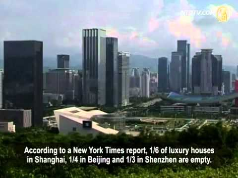 China's Real Estate Bubble Bursts -- Good or Bad?