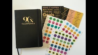 90x Goal Planner Review (Pros, Cons and pen testing)