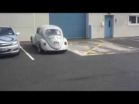 VW Beetle with 2.0 Turbo-charged Subaru Forrester engine