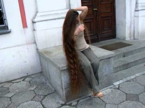 very long hair.avi Music Videos