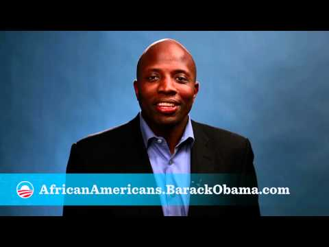 Reggie Love is in for President Obama