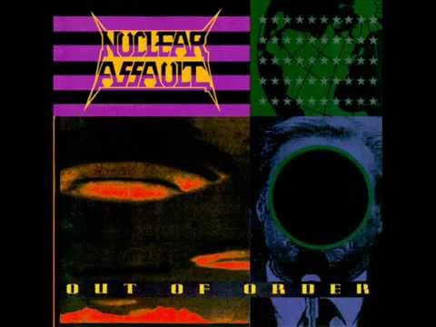 Nuclear Assault - Ballroom Blitz (Sweet Cover)