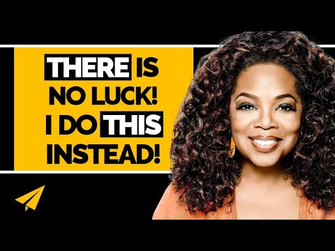 Oprah Winfrey's Top 10 Rules For Success
