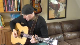 How To Play Time Is Dancing By Ben Howard Tutorial With Tab By Bantham Legend