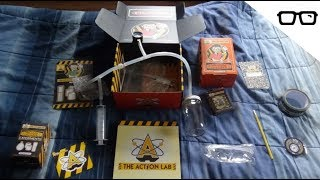 Unboxing the Action Lab Vacuum Chamber Kit!