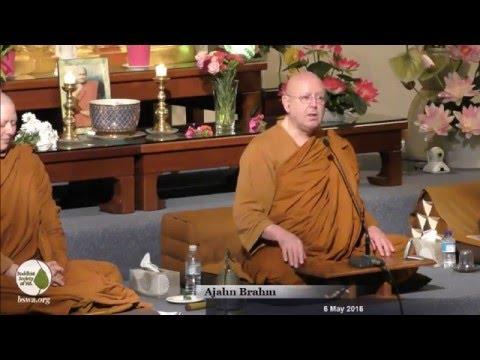 chanting ajahn brahm|eng