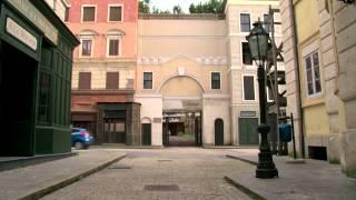 New Ford Fiesta. Первый тест в Риме, ноябрь 2012 (часть 1)
