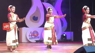 Awesome Classical Dance Performance at TANA Convention 2017 | NRI Events
