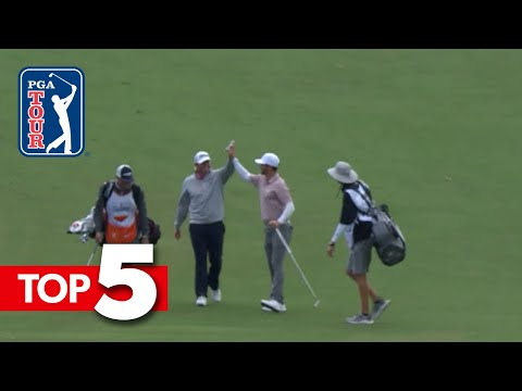 Top-5 Shots of the Week | Houston Open