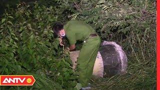 Nghi án giết người, bỏ thi thể vào thùng nhựa đổ bê tông phi tang xảy ra tại Bình Dương | ANTV